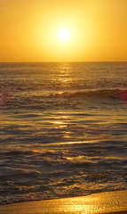 When the Sea Turns to Gold, Carlsbad, CA9-19