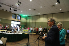 Miller's Farewell Reception, 9/16/19
