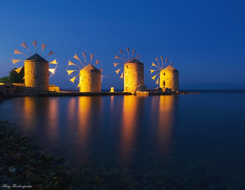 Chios island-Greece
