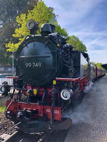 Zittauer Schmalspurbahn 🚂