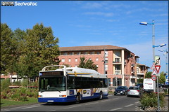 Heuliez Bus GX 317 GNV – Tisséo n°0309
