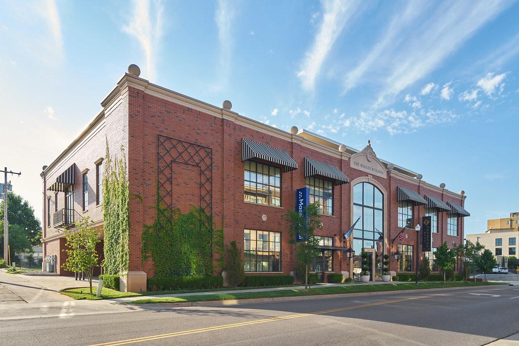 Mass Mutual - Walker Building - OKC-2