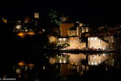Puy-l'évêque by night - Photo of Sérignac