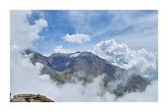 Glacier & Pointe du Lamet (3504m)