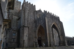 A fortress cathedral