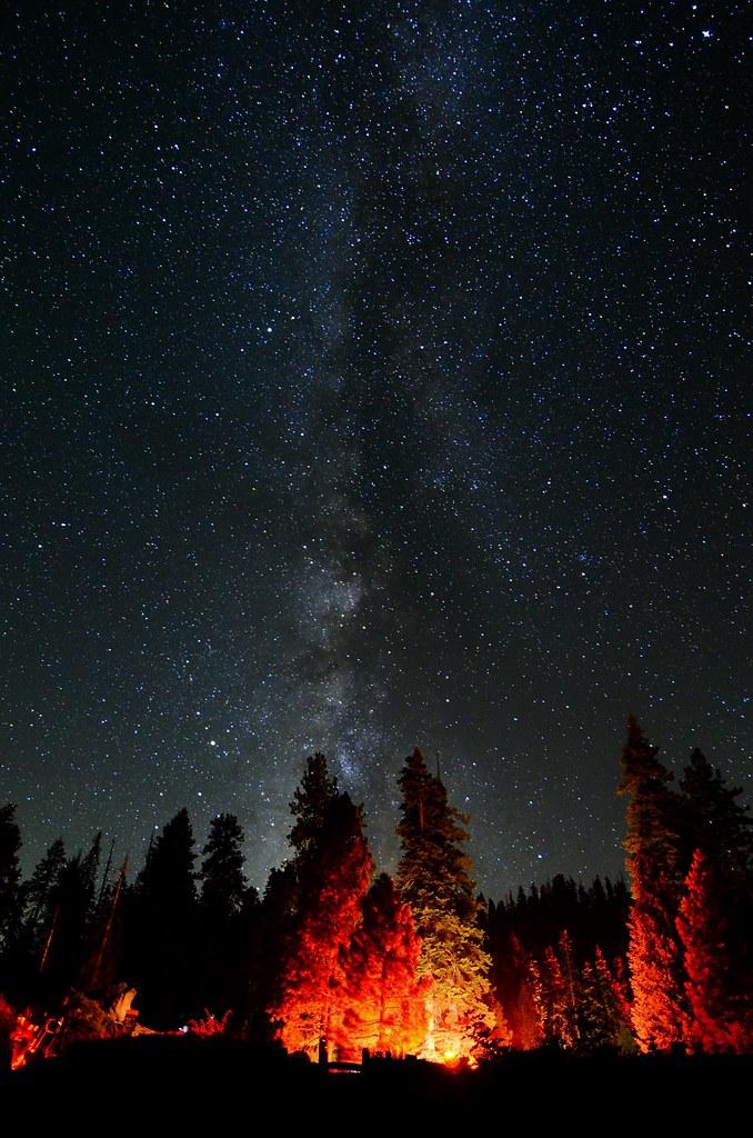 Starry Nights! [Yosemite, California]