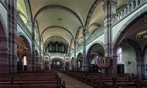 Alsace Church