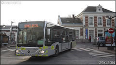 Mercedes-Benz Citaro C2 – Stivo (Société de Transport Interurbaine du Val d'Oise) / STIF (Syndicat des Transports d'Île-de-France) n°904 - Photo of Méry-sur-Oise