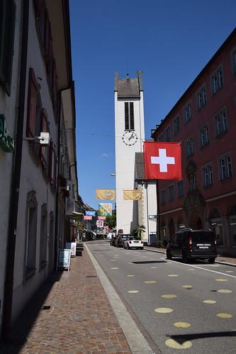 Altstadt Frauenfeld.