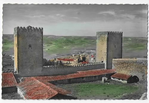 Molina de Aragón: castillo, Plaza de Armas