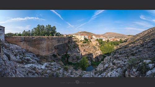 La presa romana más alta del mundo
