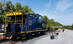 2019 Bike 180: Day 125 - Caboose