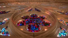 Rose Window at The National Cathedral