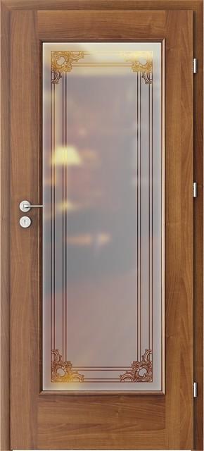 Leptané sklo GRL 024