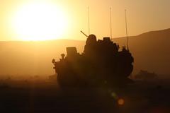 Stryker Sunset