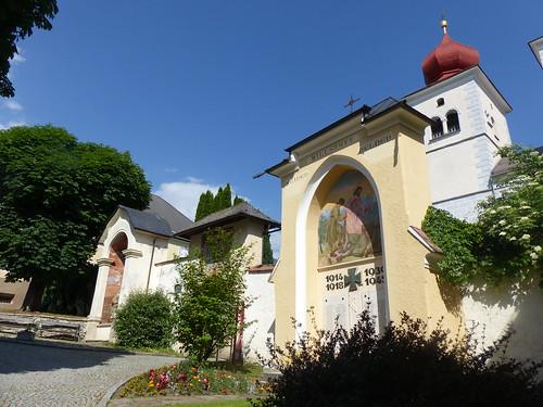 Stiftskirche Millstatt - Hl. Salvator und Allerheiligen