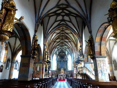 Stiftskirche Millstatt - Hl. Salvator und Allerheiligen  (3)