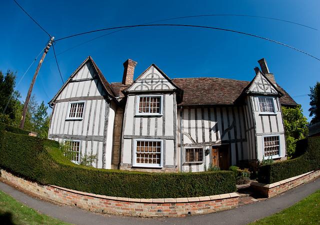 Cottage. Upper Dean. Bedfordshire.
