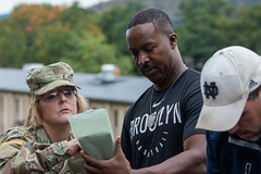 Employers sample New York Army National Guard Training