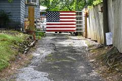 Driveway Patriotism, Charleston