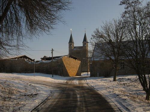 Auf nach Münchenlohra, Basilika Sankt Gangolf