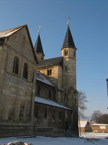 Basilika Sankt Gangolf zu Münchenlohra