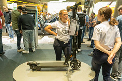 Elektro-Mobilität: BMW E-Scooter mit 20 km/h