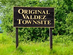 Original Valdez Townsite