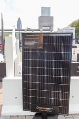 Wetterfestes Solarmodul: Vision 60M Style von Solarwatt, Glas-Glas-Technologie
