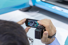 Mit kleiner Kamera ein Video für Automagazine filmen