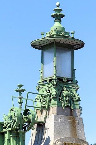 Wien - Am Brigittenauer Sporn 7 d
