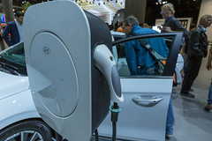 Ladestationen und Ladekabel für das E-Auto von Hyundai: IONIQ Elektro