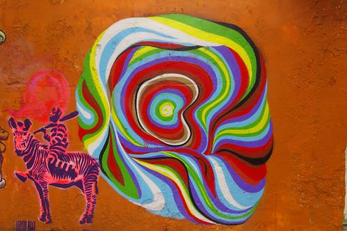 IDOINO Street artist Rio de Janeiro