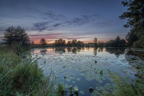 Sonnenaufgang im St:Jürgensland