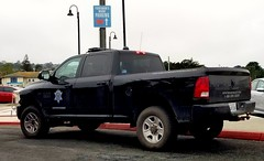California Department of Fish and Wildlife Law Enforcement Ram