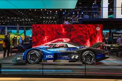 E-Sport: Elektro-Rennwagen VW ID. R von  Romain Dumas