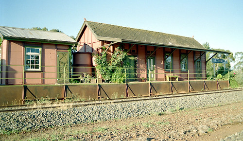Weethalle Railway Station