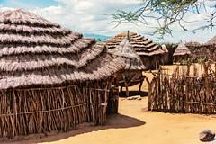 Karamoja Village