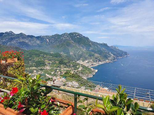 Ravello, along the Amalfi Coast (1)