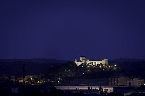 Hora Azul, Parador Nacional
