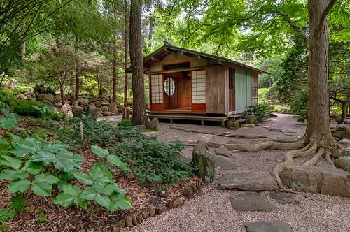 John P Humes Japanese Stroll Garden, Locust Valley, New York