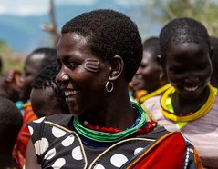 Karamojong Woman
