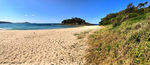 Number One Beach, Seal Rocks, Mid North Coast, NSW