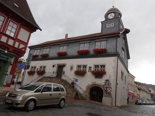 1540/41 Bleicherode Rathaus Hauptstraße 37 in 99752
