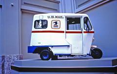 Mail Truck, Post Office Museum, Washington, D.C.