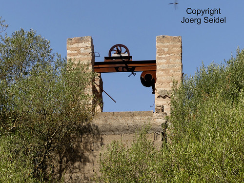 ES-07510 Sineu Minas de Carbo de Mallorca/Kohlebergwerke auf Mallorca Mina Finca del Fangar - Son Vallfoge (Endesa Llacuna de Sineu) im August 2019
