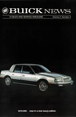 1989 Buick Skylark L/E