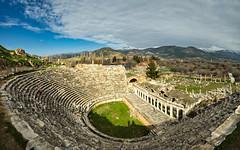 The Theatre of Aphrodisias