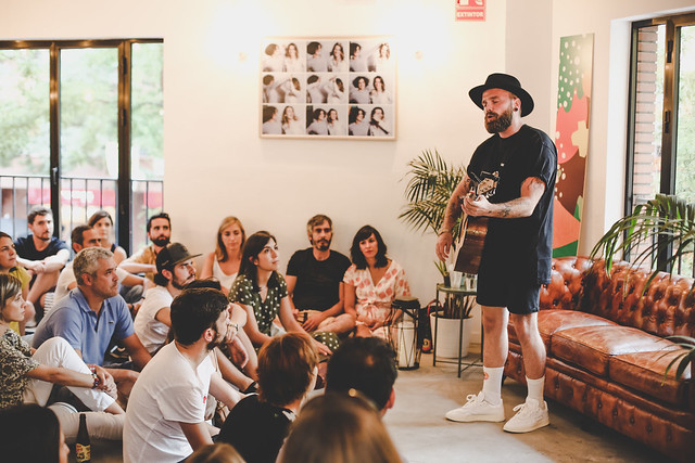 190827 Sofar - Circle Food (Madrid)