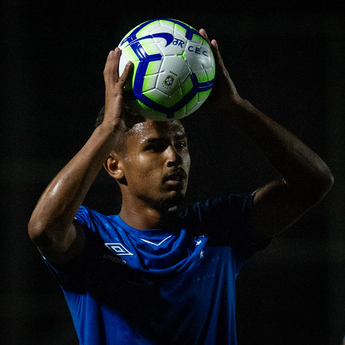 Sub-20 - Cruzeiro x Internacional - 18/09/2019